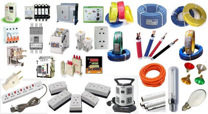 Địa chỉ cung cấp vật tư ngành điện chất lượng tại tphcm